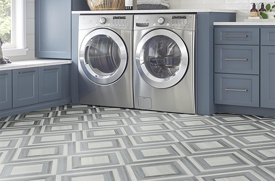 Tile in Uitlity Room